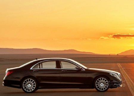 Mercedes-Benz S-Class – выгодное сочетание роскоши и комфорта