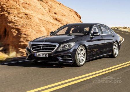 Тестирование обновлённого C-класса немецкого концерна Mercedes