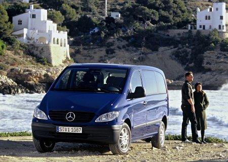 Mercedes-Benz Vito - новые стандарты качества