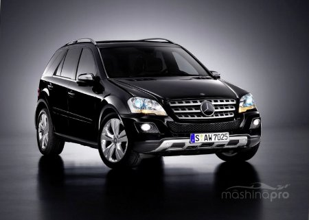 Фото новой модели Mercedes M-класса. Основные отличия от предшественников
