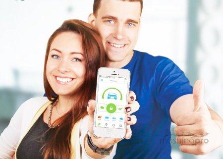 Интеллектуальная охранная сигнализация современного автомобиля на базе GSM