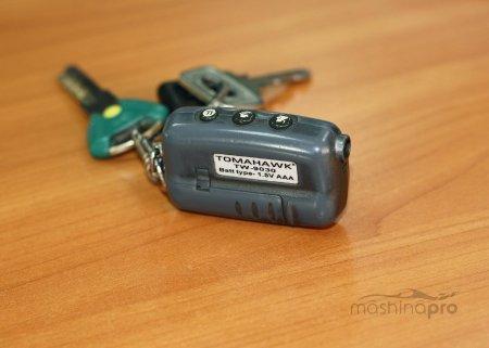 Автомобильный TOMAHAWK и тонкости пользовательской инструкции