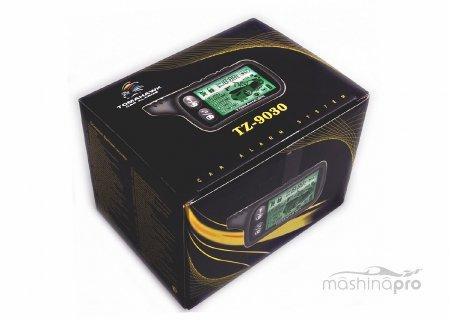 Автомобильная охранная система Томагавк TZ-9030, основные функции
