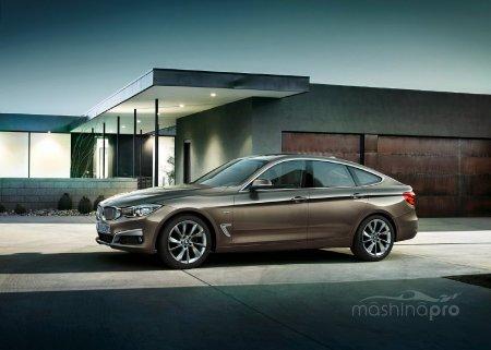 1397153842 obnovlennaya versiya bmv 3 gran turizmo - О чем говорит шильдик GT на кузове BMW третьей серии