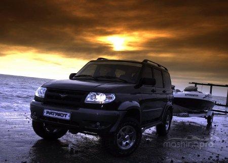 Решаем проблему выбора у автомашины УАЗ Патриот типа двигателя: бензиновый или дизельный?