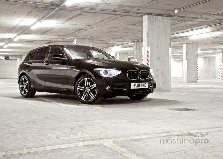 Что предлагает новое поколение BMW 1-Series своим покупателям