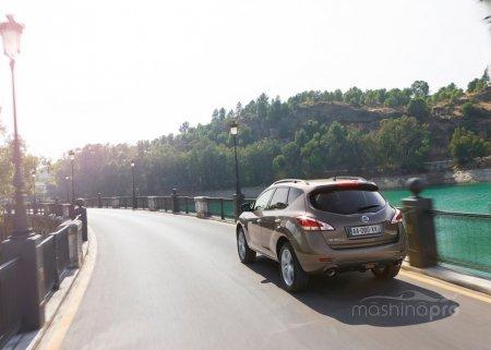 Nissan Murano – автомобиль, проверенный миллионами