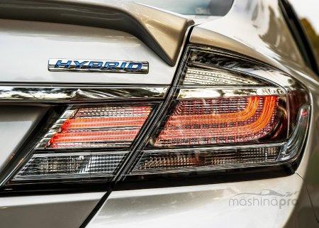 Хонда Цивик Гибрид и отзывы зарубежных автомобилистов