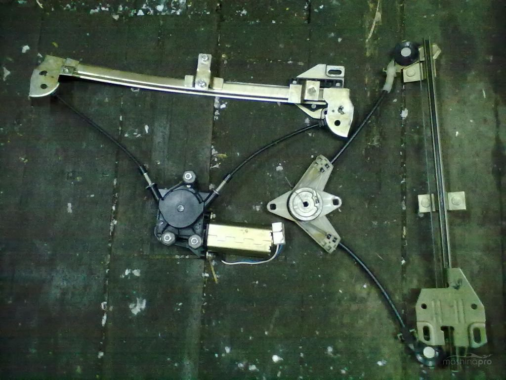 схема электро стеклоподъемники ваз 2107