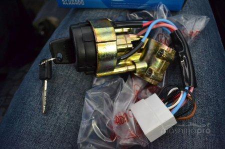 Мануал по диагностике и замене замка зажигания на Lada 2114