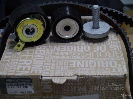 От простого к сложному: замена ременного привода ГРМ на Daewoo Nexia