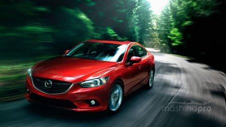 Рестайлинговая Mazda 6: цена контрастным изменениям в этом году