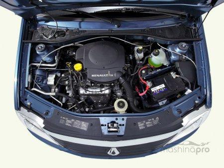 Насколько экономичен Renault Logan 1.4 по горючему?