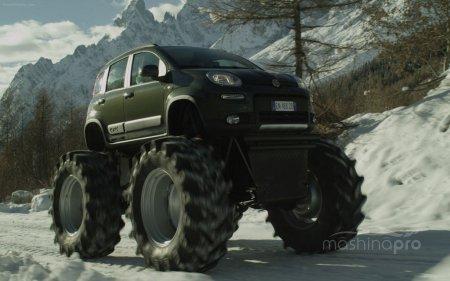 Выбираем малолитражный автомобиль с большим дорожным просветом