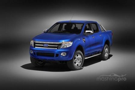 Новый Ford Ranger и мнения владельцев об этой машине