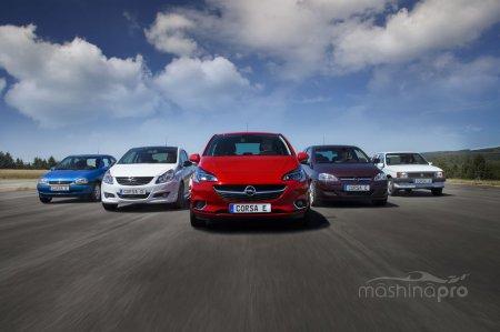 Чего ждать от пятой генерации Opel Corsa: параметры и формы