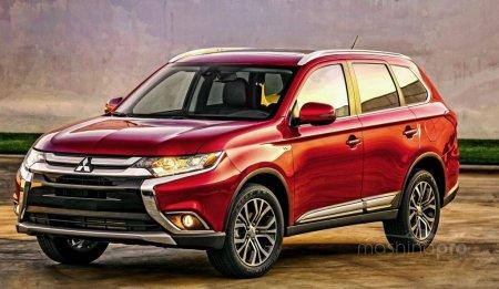 Освеженные Honda CR-V, Mazda CX-5 и Mitsubishi Outlander