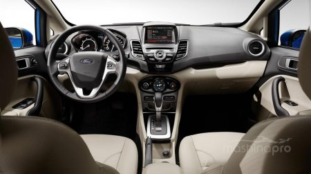 Ford Fiesta возвращается: основные параметры модели последней генерации
