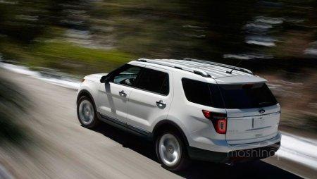 Последняя генерация Ford Explorer и его основные параметры