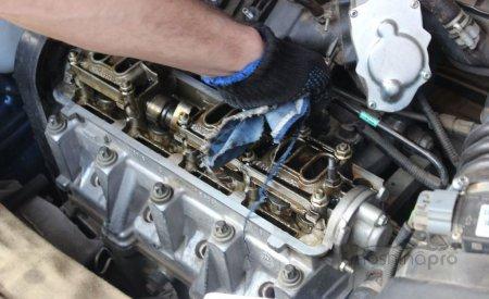Когда и как выполняется коррекция клапанных зазоров ГРМ на Daewoo Matiz?