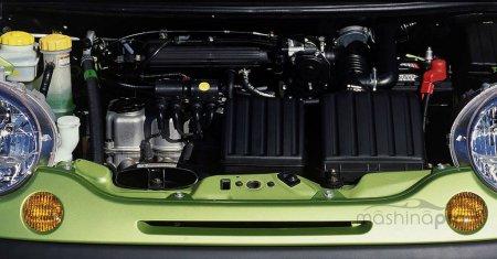 Как поменять фильтровальный элемент для топлива на Daewoo Matiz?