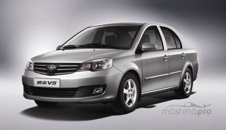Какие недорогие седаны из Китая доступны отечественным автолюбителям?