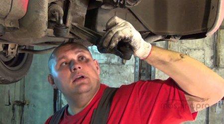 Как правильно выполняется ремонт рулевой рейки автомобиля Матиз