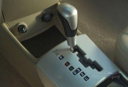 Особенности езды на коробке-автомат при отрицательных температурах