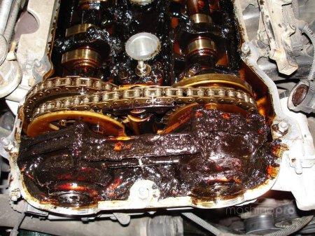 Куда утекает масло из двигателя и как это остановить?