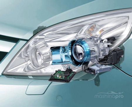Как быстро заменить лампу противотуманной фары