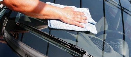 Как восстановить прозрачность ветрового окна своими силами?