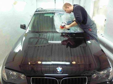 Как самому восстановить прозрачность ветрового окна автомобиля? ч.2