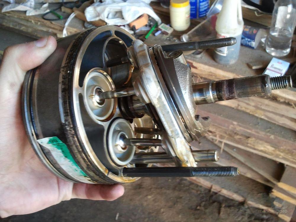 Ремонт мотора кондиционера своими руками 87