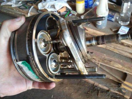 Ремонт компрессора кондиционера авто