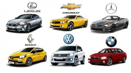 Автомобили Европы: бренды и логотипы известных автомобильных концернов