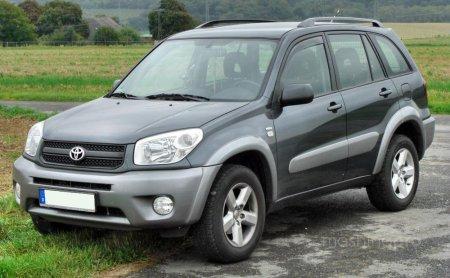 Toyota RAV4 - управление мечтой