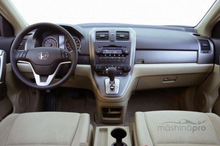 Honda CR-V отзывы владельцев
