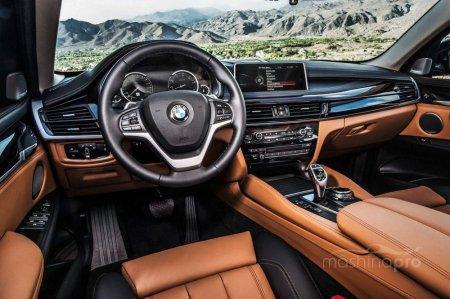 Кроссовер BMW X6-особенности второго поколения