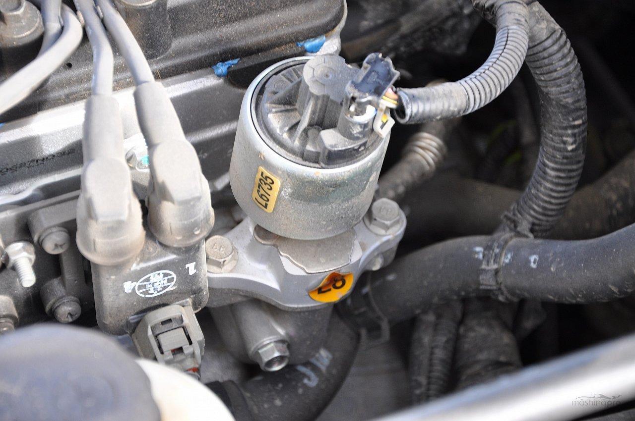 chevrolet клапан выпускных газов