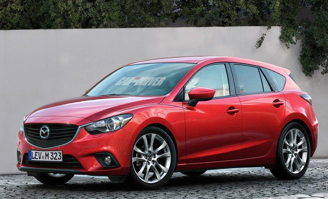 Агрессивная хищница Mazda 6: передовые технологии, воплощенные в красивом рельефе