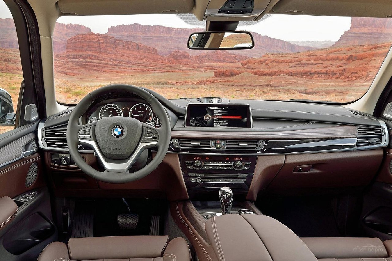 Обзор одного из самых популярных автомобилей bmw x5 и его моделей