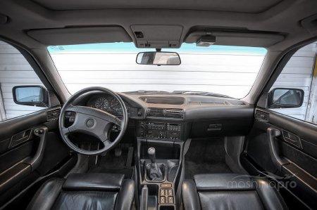 Слагаемые успеха, превратившие в легенду BMW 5 серии 1988 года выпуска 7