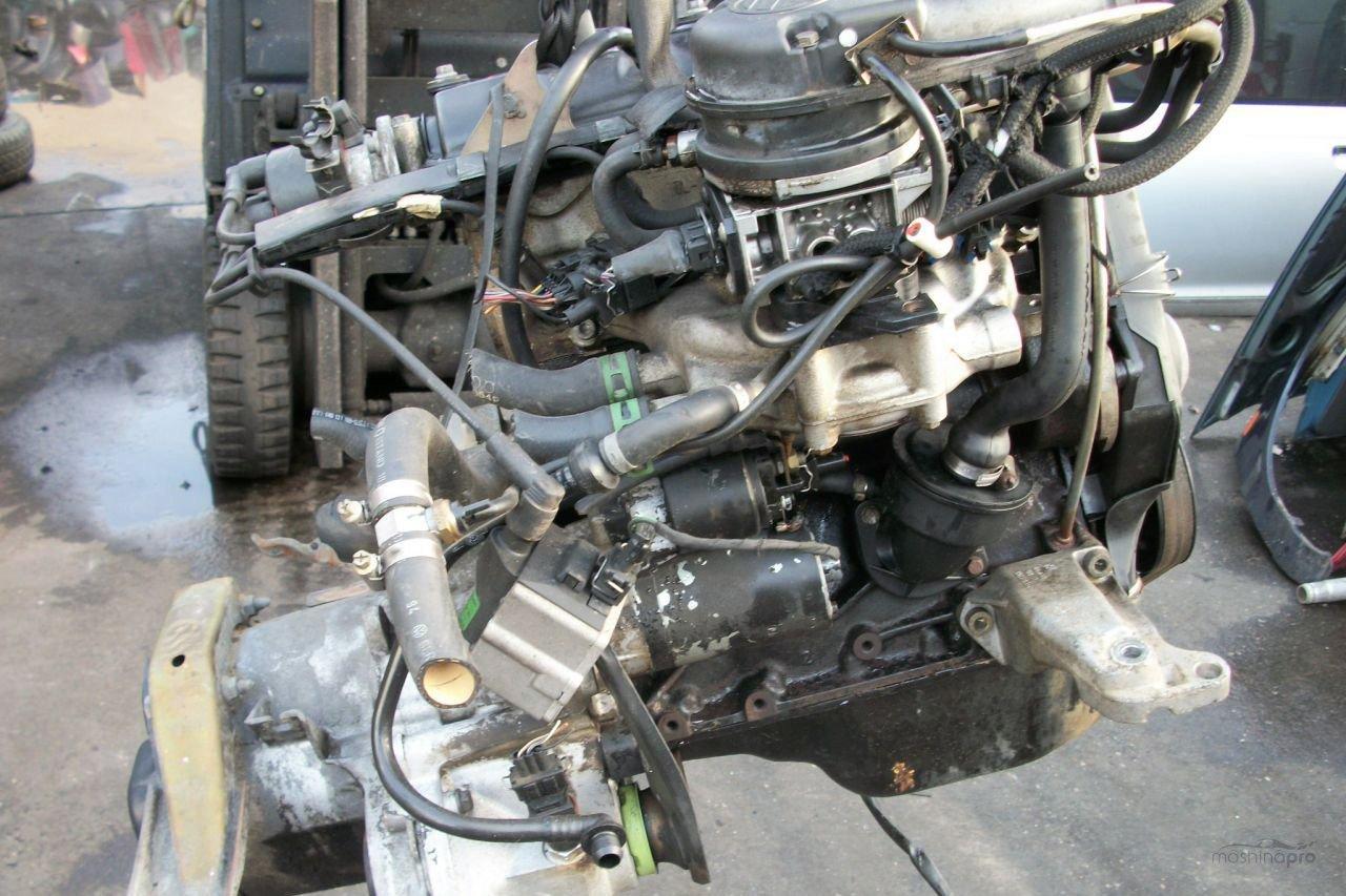 Что можно выжать из Volkswagen двадцатилетней давности в исполнении B3