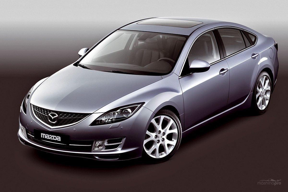 Mazda CX-5: очередной кроссовер с новыми опциями или носитель передовых технологий 333
