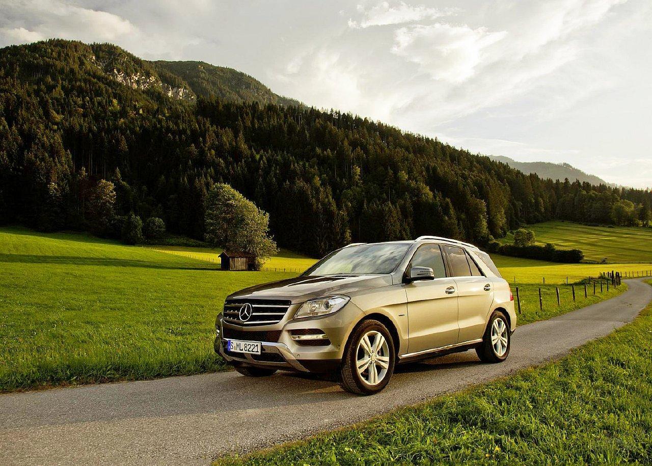 Обновлённый бизнес-класс Mercedes – технологические новшества и внешние изменения