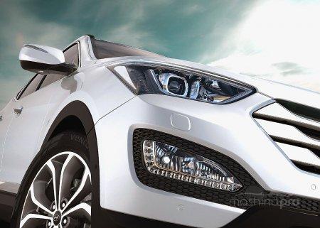 Обновление кроссовера Hyundai Santa Fe пришлось по вкусу многим 627