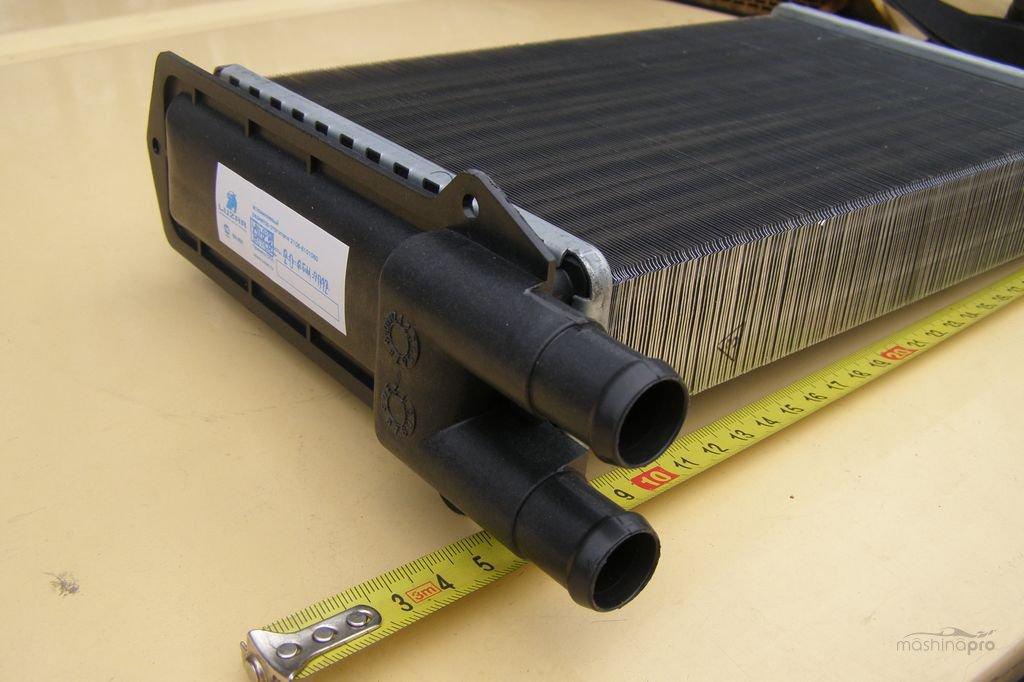 Лада 110: приемы снятия и замены радиатора Ч.1