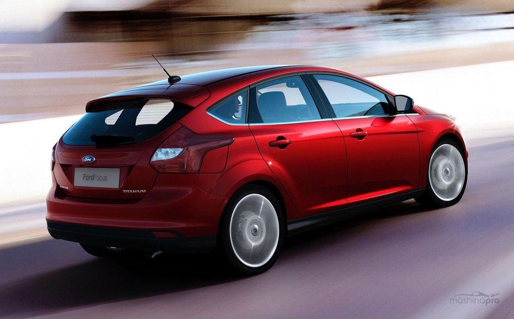 Третье поколение Ford Focus: спецификация и основные параметры