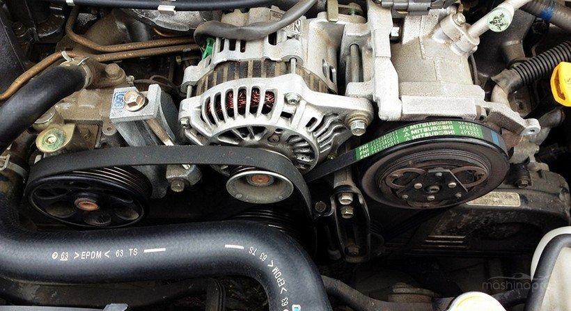 Как самостоятельно поменять генератор на десятке, не прибегая к услугам автосервиса