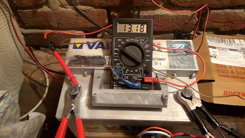 Что такое десульфатация аккумулятора зарядным устройством